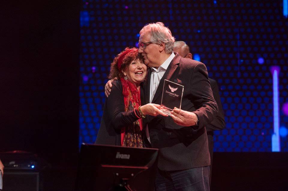 Zilveren duif awards 2016
